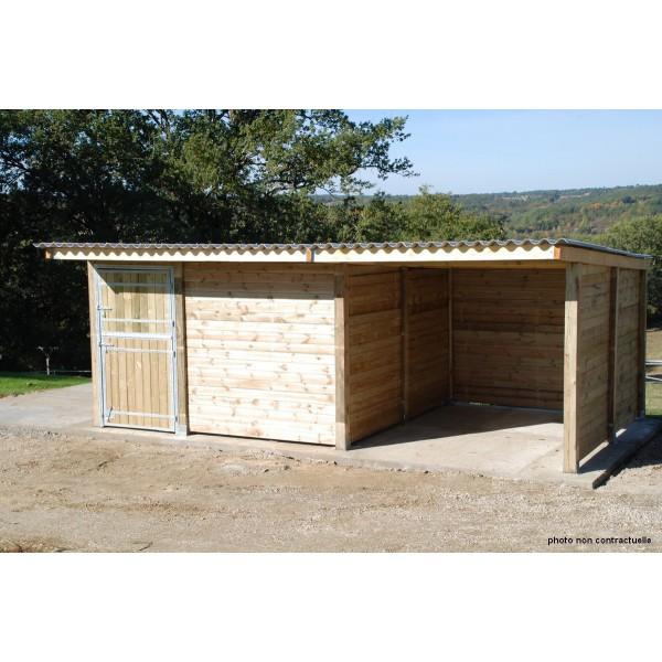 Abri boxe - Porte de box pour chevaux a vendre ...